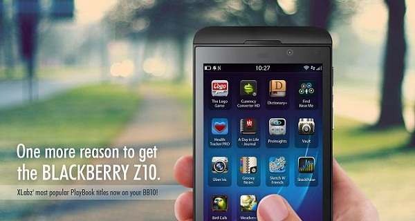 XLabz BlackBerry 10