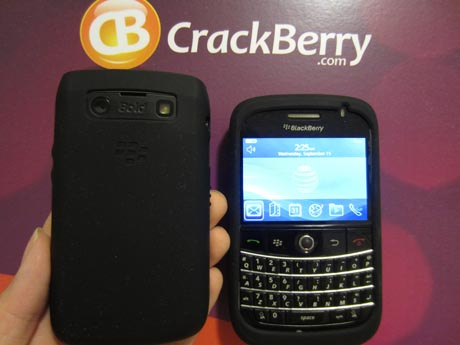 BlackBerry Skin Case Logo