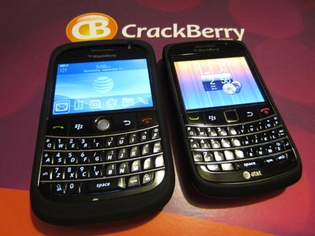 BlackBerry Skin Cases