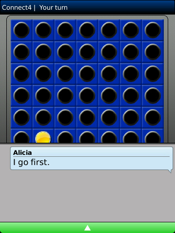 Connect4 Chat