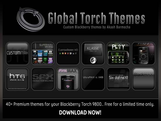 Global Torch Themes Promo