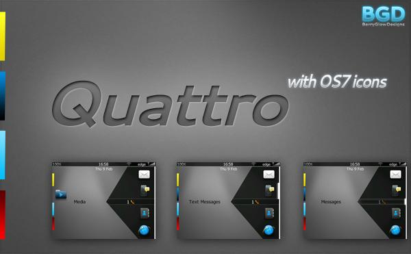 Quattro by BerryGlowDesigns