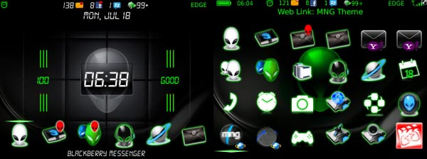 Alien Hidden Dock