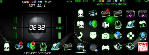 Alien Hidden Dock