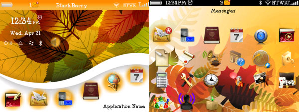 Amazing Autumn Theme