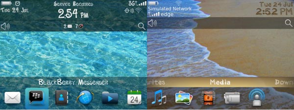 Beach Pack (2 themes)