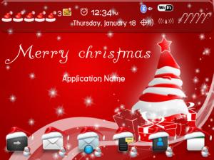Beautiful Christmas Theme