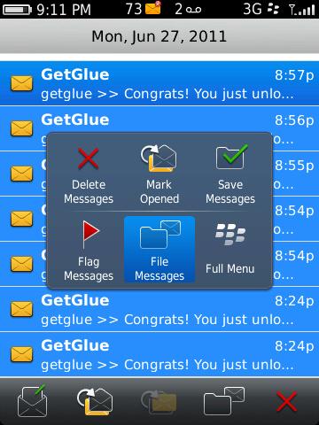 Delete multiple messages