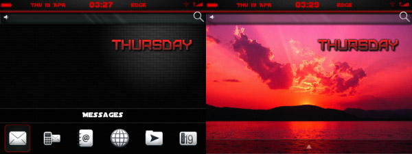 Carbon Red LiveDay OS7