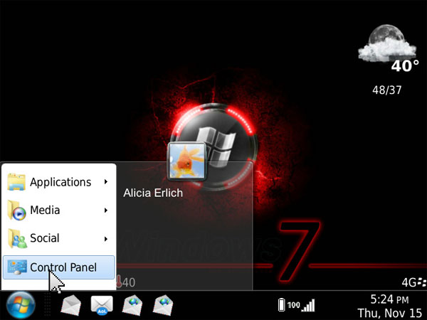 Desktop7 Administrator