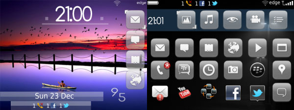 Glass Themes