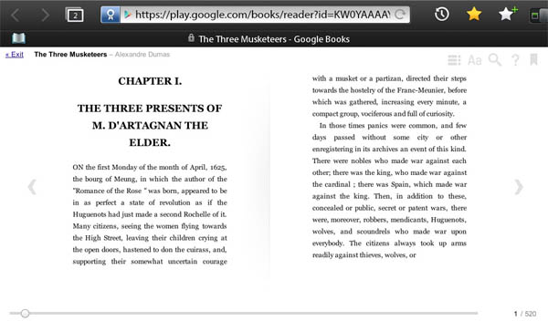 Best applications for using your BlackBerry PlayBook as an eReader