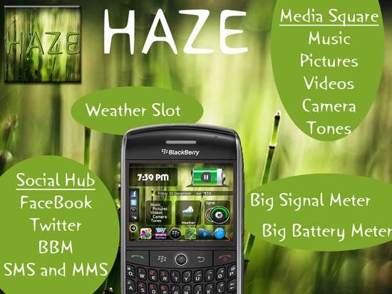 Haze by Blitz Creations
