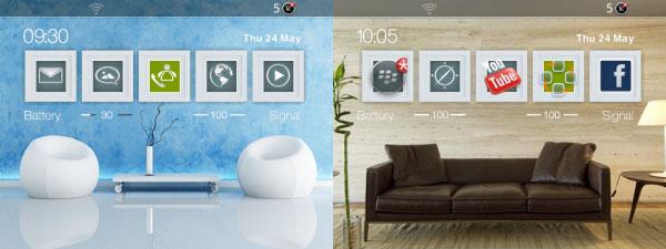 Home Interiors Theme
