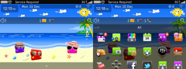 i-Box Emoticon Theme