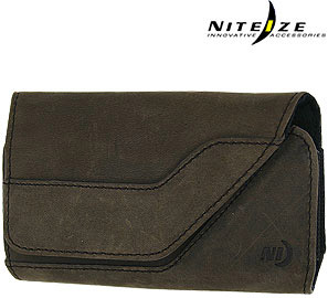 Nite Ize Leather Cargo Clip Case