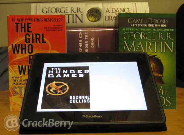 PlayBook eReader