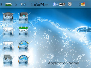 Pure Water Theme