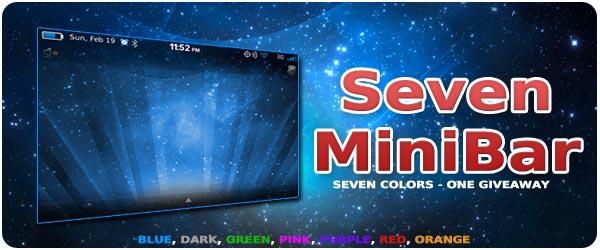Seven MiniBar
