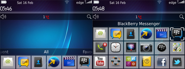 Simple Clean 7 with BlackBerry 10 by Themerzz