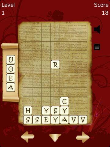 Skitrix: The Word Game