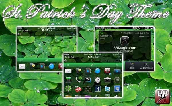 St. Patrick's Day Theme