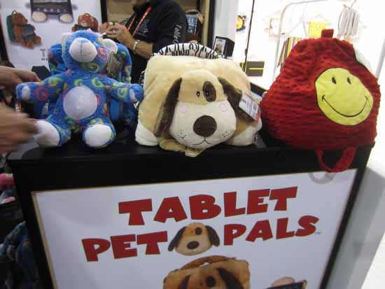 Tablet Teddy Bears