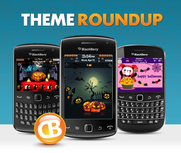 BlackBerry theme roundup 10-16-12