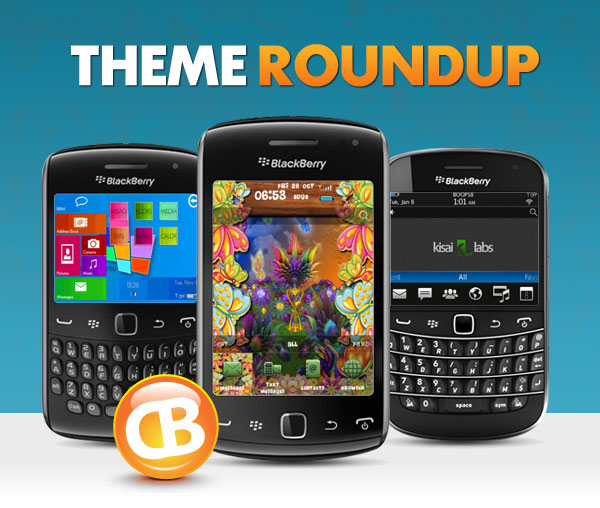 BlackBerry theme roundup header 011613
