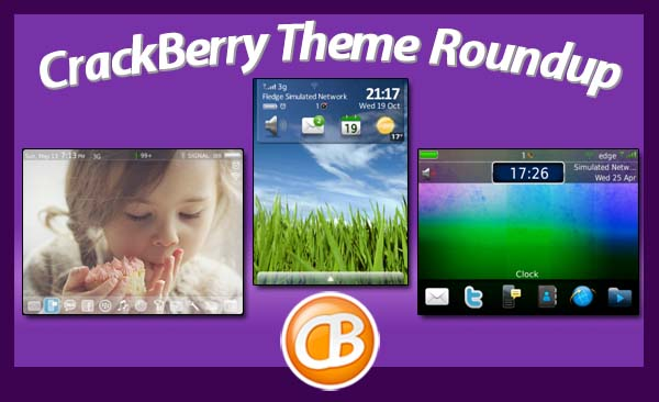BlackBerry theme roundup 5-22-12
