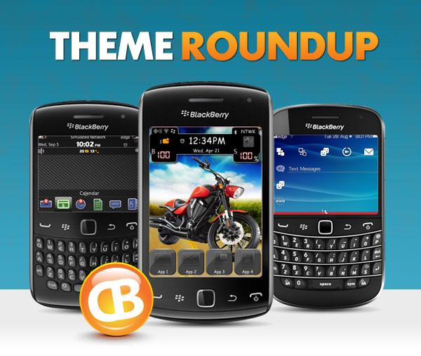 BlackBerry theme roundup header 09-26-12