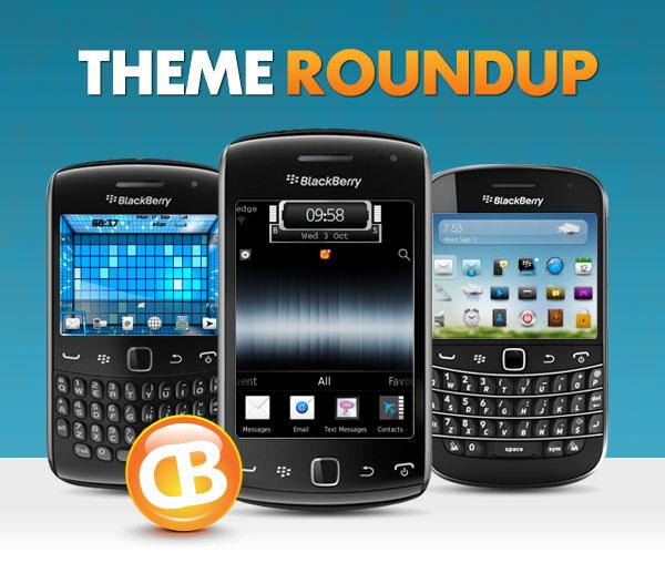 BlackBerry theme roundup header 10-9-12