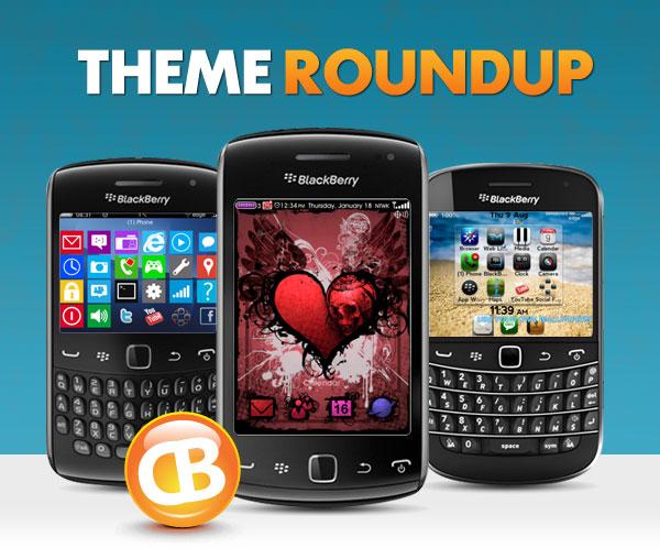BlackBerry theme roundup header 11-6-12