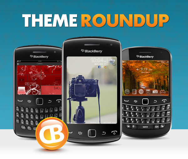 BlackBerry theme roundup header 11-20-12