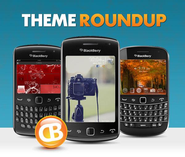 BlackBerry theme roundup header 11-20-12