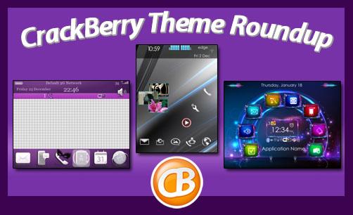 BlackBerry Theme Roundup 012412