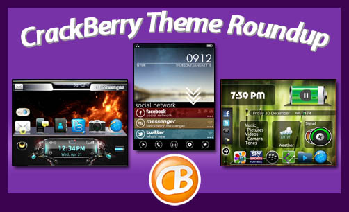 BlackBerry theme roundup 02-07-12