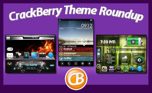 BlackBerry theme roundup 02-07-12