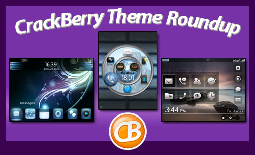 BlackBerry theme roundup 02-14-12
