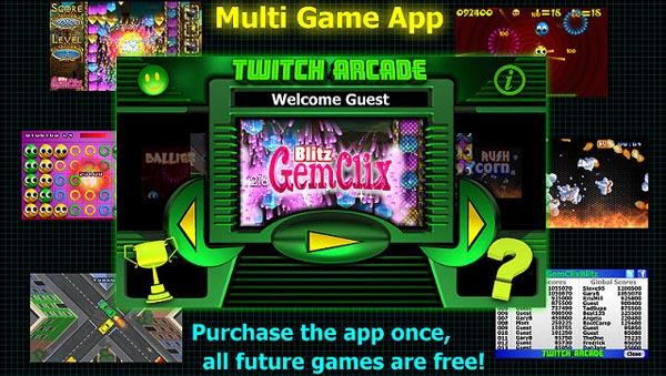 Twitch Arcade by Munsie