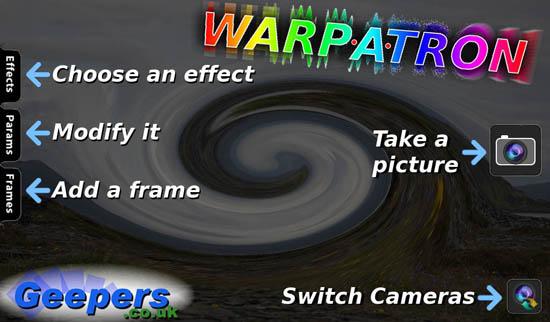 Warp-a-tron