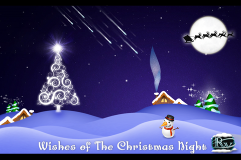 Wishes of Christmas Night
