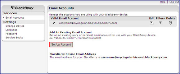 BlackBerry 101 Email How To