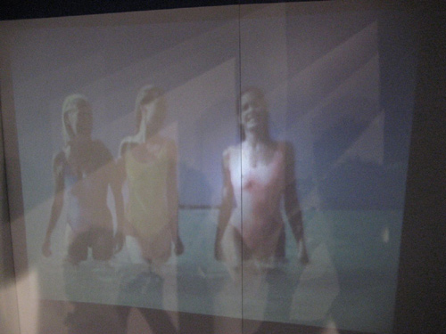 3M Projected Image