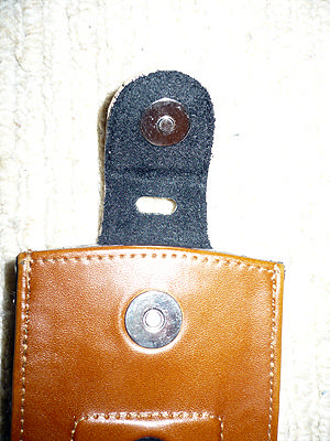 Finally, the all-important 360* belt clip can be snapped on horizontally or vertically once attached on your belt.