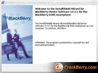 BlackBerry OS 4.3