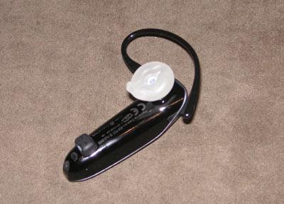 BlackBerry HS-655 Bluetooth Headset
