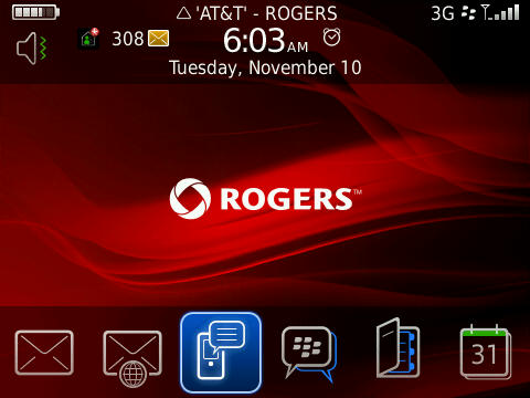 The Battery Life on the BlackBerry Bold 9700 is Eff'n Magical!