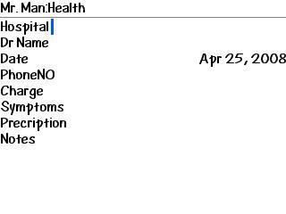 Health Details