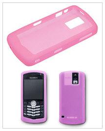 BlackBerry Pearl Skin Pink